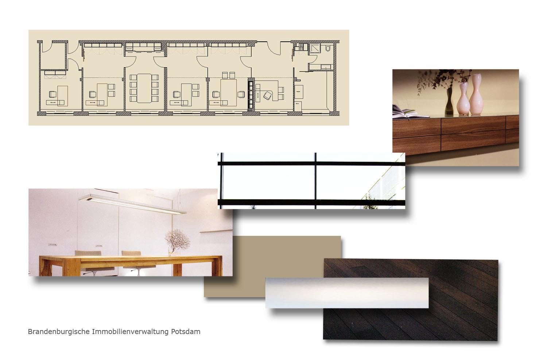 Räume Portfolio BrIV
