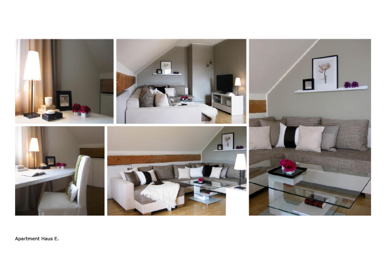 Räume Portfolio Haus E.1